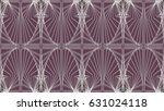 moderate purple abstract... | Shutterstock . vector #631024118
