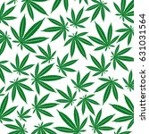 cannabis  marijuana background. ... | Shutterstock .eps vector #631031564