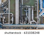 process area of chemical... | Shutterstock . vector #631038248
