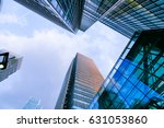 london office building... | Shutterstock . vector #631053860