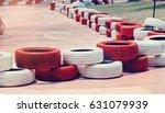 go kart  | Shutterstock . vector #631079939