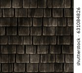 Wooden Roof Texture Seamless ...
