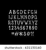 hand draw creative vector... | Shutterstock .eps vector #631150160
