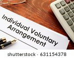 document with title individual... | Shutterstock . vector #631154378