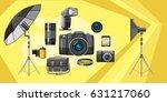 photo equipment banner...