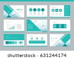 page layout and cover design... | Shutterstock .eps vector #631244174