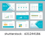 page layout and cover design... | Shutterstock .eps vector #631244186