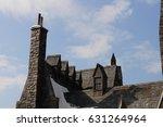 the wizarding world of harry... | Shutterstock . vector #631264964