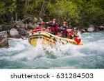 Montenegro  River Tara   April...