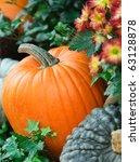 Floral Thanksgiving Harvest...