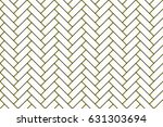 colorful herringbone pattern... | Shutterstock . vector #631303694