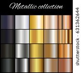 metallic  gradient collection