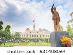 ho chi minh city  vietnam   feb ... | Shutterstock . vector #631408064