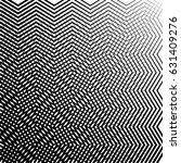 geometric black and white... | Shutterstock .eps vector #631409276