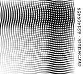 geometric black and white... | Shutterstock .eps vector #631409459