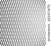 geometric black and white... | Shutterstock .eps vector #631411670