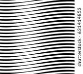 geometric black and white... | Shutterstock .eps vector #631414853