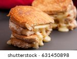 Grilled Cheese Sandwiches With...
