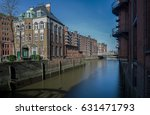 hamburg germany  view of the... | Shutterstock . vector #631471793