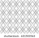 seamless geometric vector... | Shutterstock .eps vector #631503563