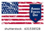 armed forces day template... | Shutterstock .eps vector #631538528