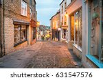 cobbled streets at catherine... | Shutterstock . vector #631547576