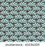 ornamental pattern. seamless... | Shutterstock .eps vector #63156205