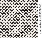 irregular maze shapes tiling... | Shutterstock .eps vector #631568840