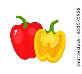 bright vector illustration of... | Shutterstock .eps vector #631575938