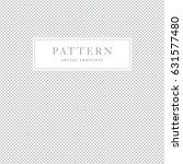 geometric dots seamless pattern.... | Shutterstock .eps vector #631577480