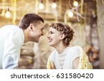 concept of happiness   loving... | Shutterstock . vector #631580420