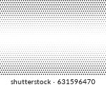abstract halftone dotted... | Shutterstock .eps vector #631596470