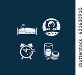 sleep icon   Shutterstock .eps vector #631630910