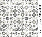 seamless  geometrical pattern... | Shutterstock . vector #631653503