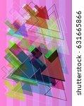 arrow art pattern   Shutterstock .eps vector #631665866