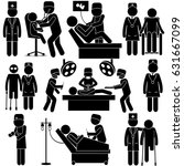health care in medical...   Shutterstock .eps vector #631667099