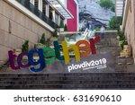 plovdiv  bulgaria   april 30... | Shutterstock . vector #631690610