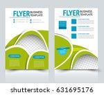 abstract flyer design... | Shutterstock .eps vector #631695176