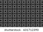 picture with black and white... | Shutterstock . vector #631712390