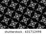 picture with black and white... | Shutterstock . vector #631712498