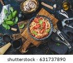 Italian Style Pasta Dinner....