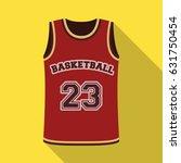 basketball jersey.basketball... | Shutterstock .eps vector #631750454