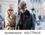 paris february 28  2017. street ... | Shutterstock . vector #631779614