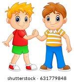 vector illustration of cartoon...   Shutterstock .eps vector #631779848