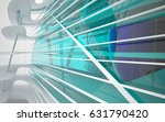 abstract architectural white... | Shutterstock . vector #631790420