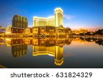 Scenic Panorama Cityscape Of...