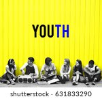 Small photo of Hipster Freedom Youth Teenager Graphic Word