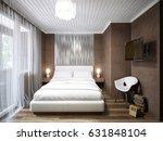 urban contemporary modern small ...   Shutterstock . vector #631848104