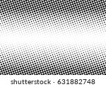 abstract halftone dotted... | Shutterstock .eps vector #631882748