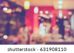 abstract blurred image of ... | Shutterstock . vector #631908110